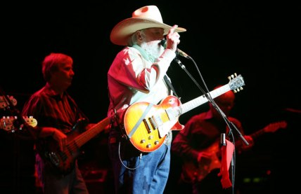 Charlie Daniels in performance at the Alberta Bair Theater June 25 as part of the Wild West Soirée.