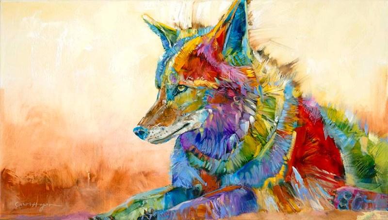 Fiesta Coyote