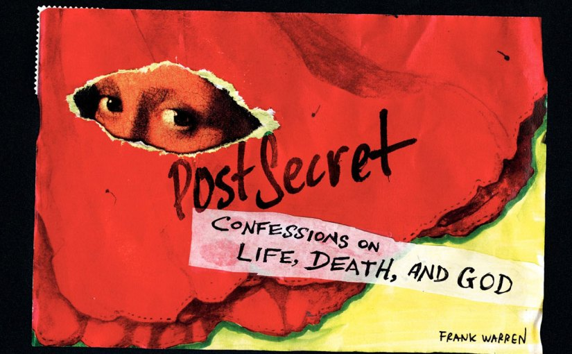 Postsecret founder Frank Warren discusses upcoming YAM exhibit