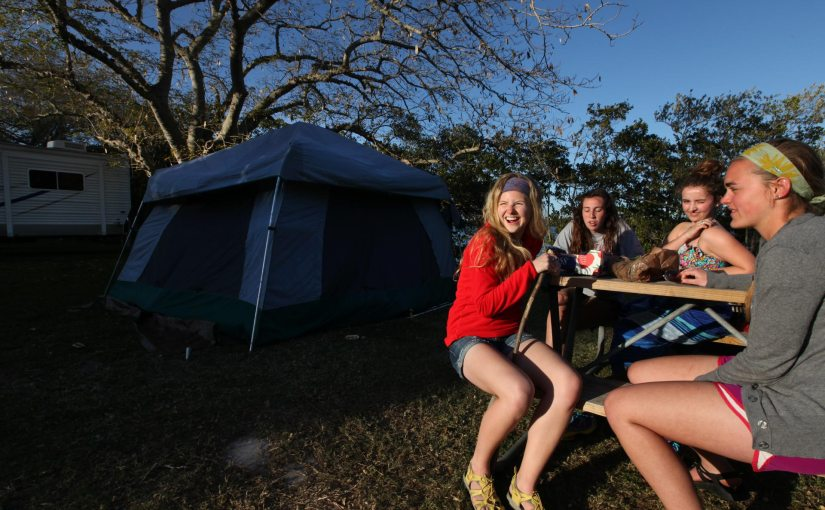"<span class=""entry-title-primary"">The Evolution of Camping</span> <span class=""entry-subtitle"">Embedded in our DNA, camping is a distinctly human thing to do</span>"