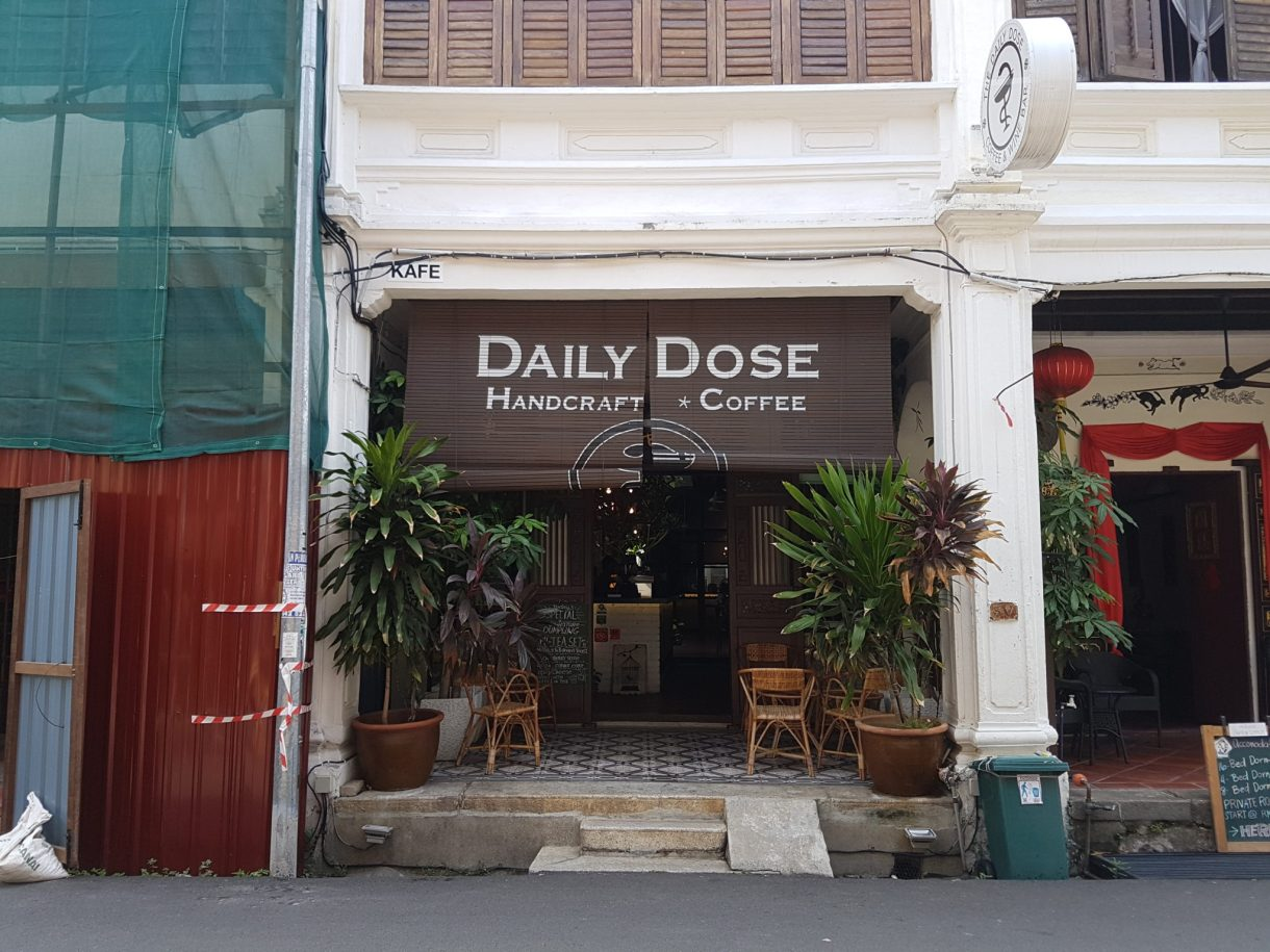 Daily Dose Cafe Penang