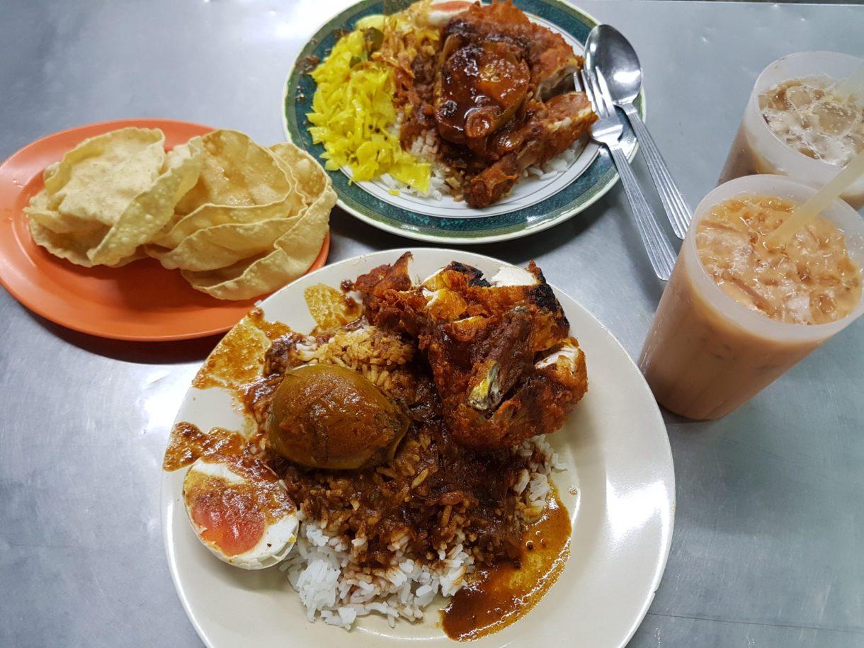 Line Clear Nasi Kandar Penang