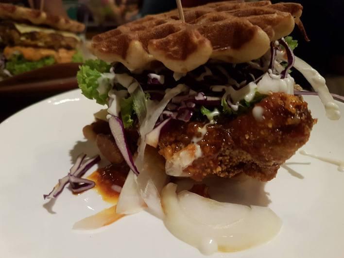 PIKNIK Nagore Square Cafe Penang Review