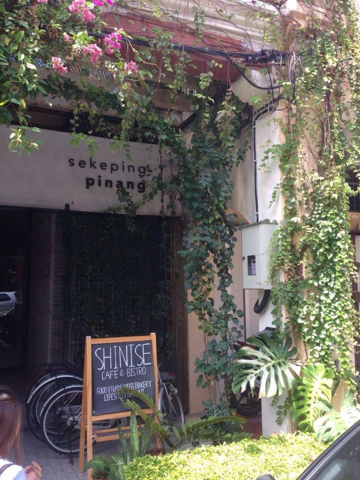 SHINESE Cafe Penang Review