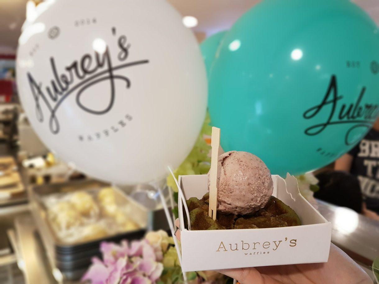 Aubrey Waffle Gurney Plaza Penang Review
