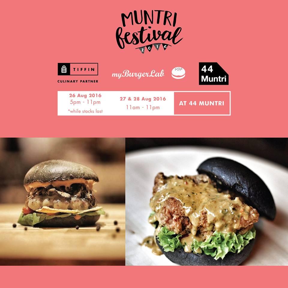 Myburgerlab Penang muntri fest 2016