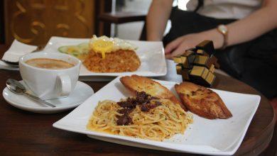 Aromas Cafe Penang