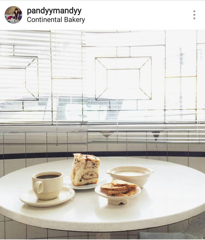 Continental bakery Penang