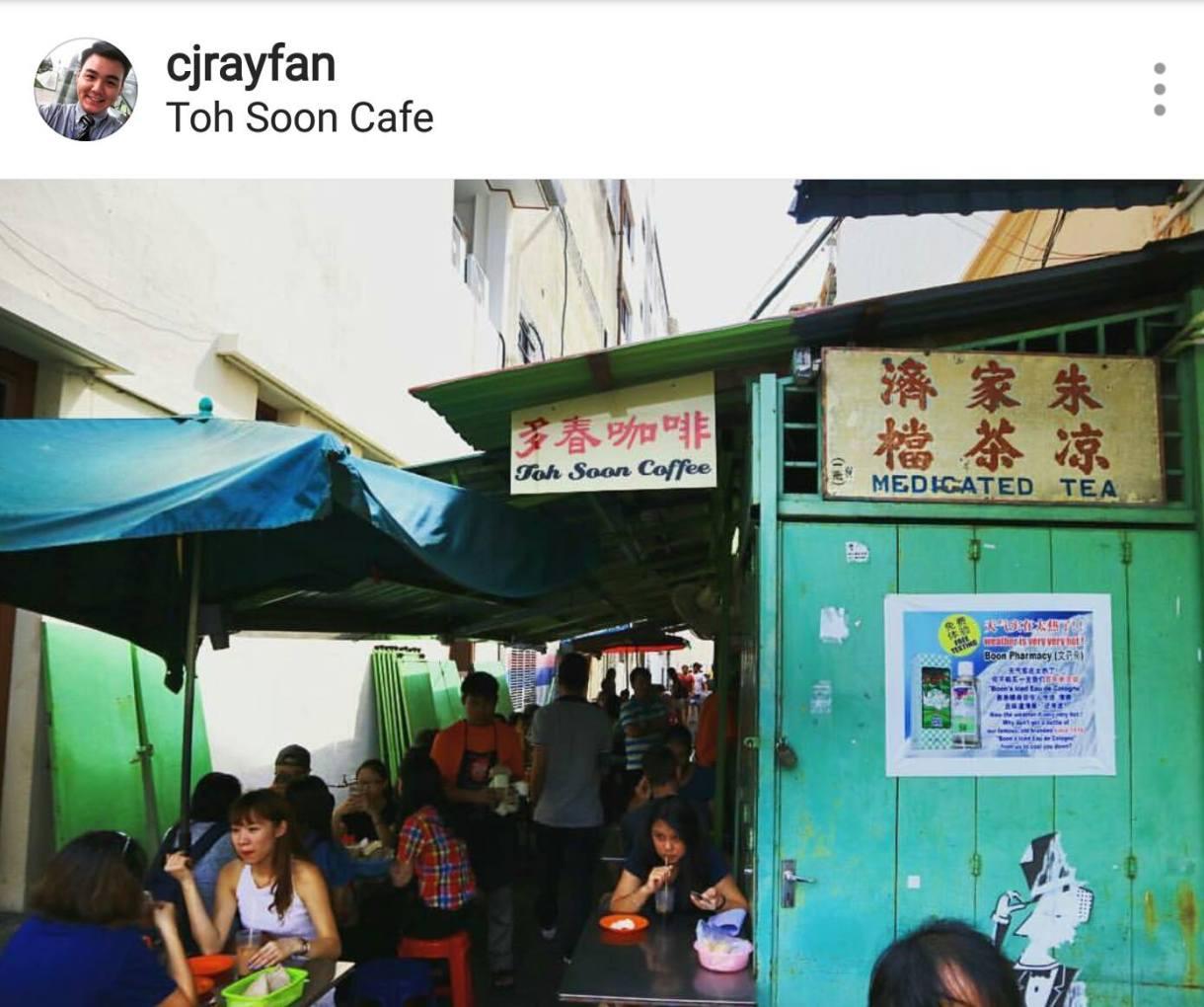 Toh Soon Cafe Penang