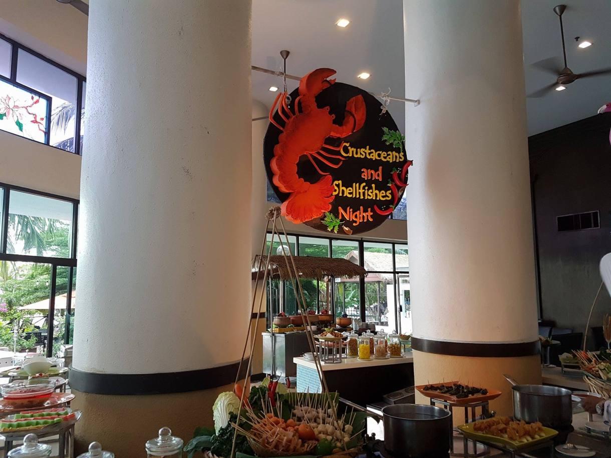 flamingo hotel buffet