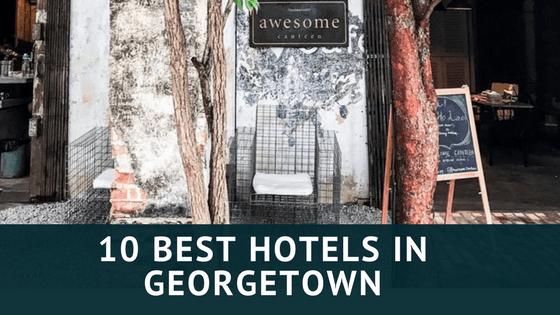 hotel in georgetown