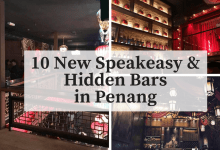 10 New Speakeasy & Hidden Bars in Penang