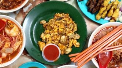 best penang dinner