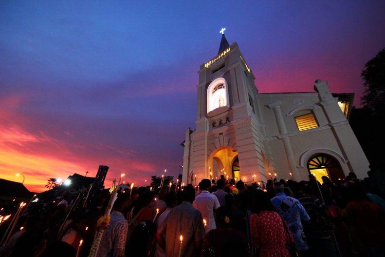 St. Anne's Church Bukit Mertajam