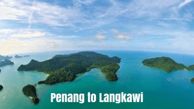 penang to langkawi