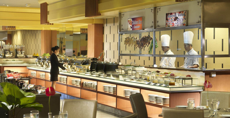 top hotel buffet penang