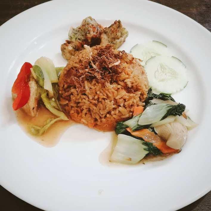 vegetarian food penang