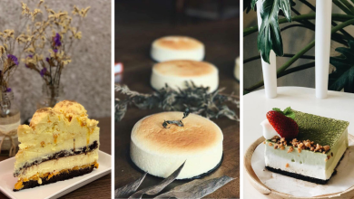 15 Places In Penang With Tasty, Instagrammable Cakes