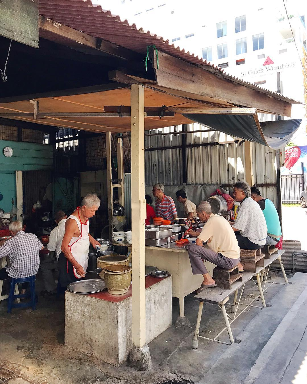 10 Old Generation Street Food In Penang