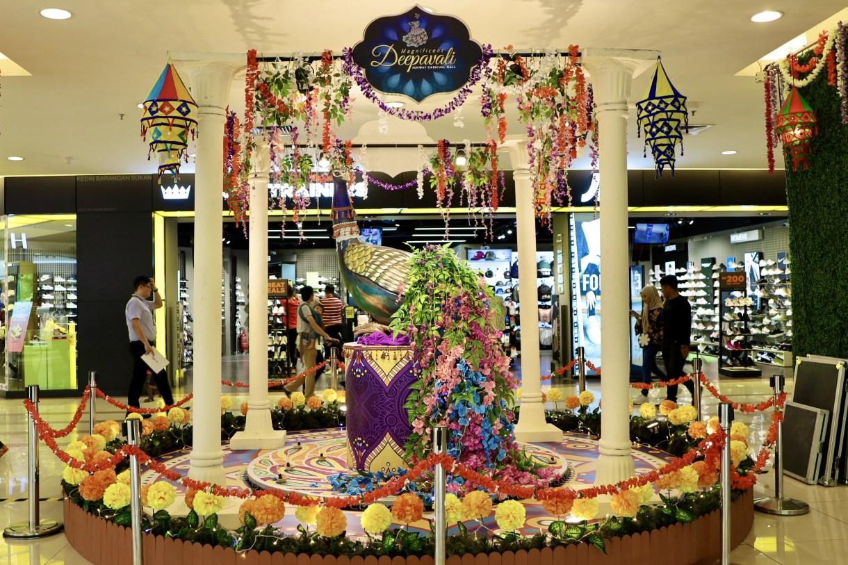 Sunway Carnival Mall Deepavali