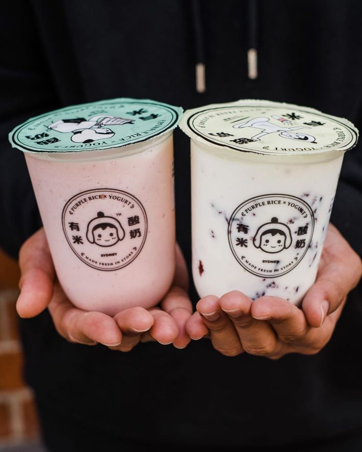 Yomie's Yogurt Gurney Penang