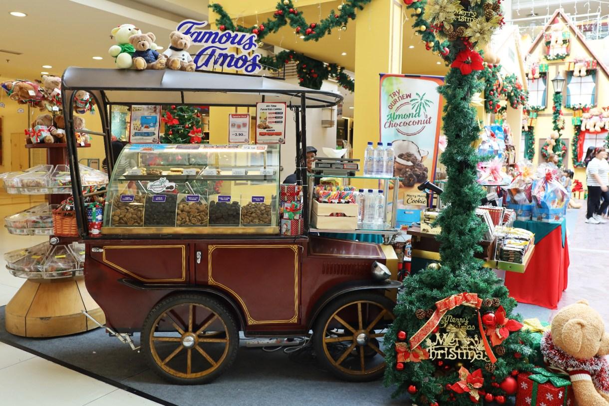 Sunway Carnival Mall Christmas