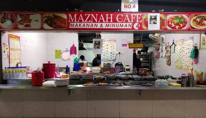 Maznah Cafe