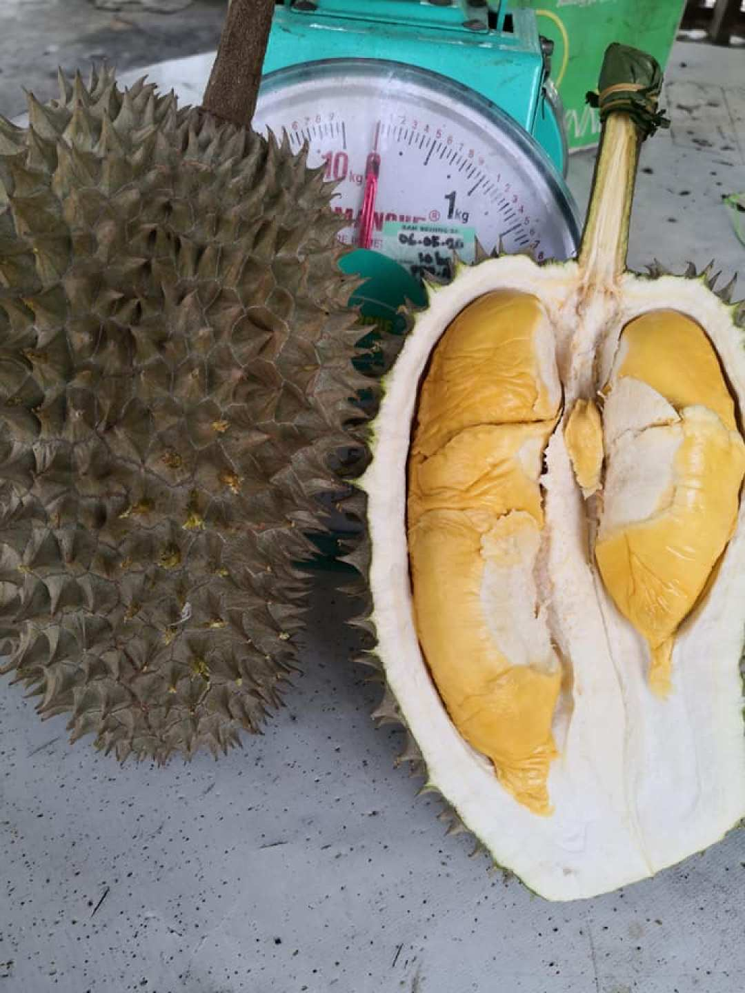 Durian Delivery Penang