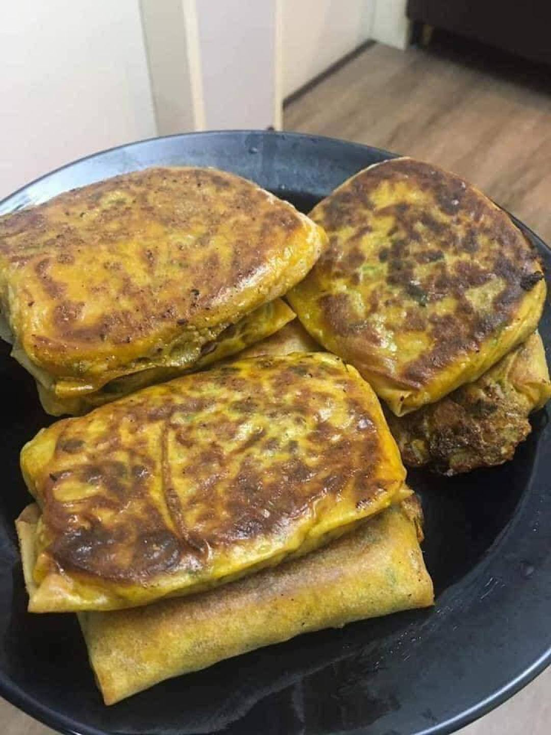 Easy Murtabak Recipe