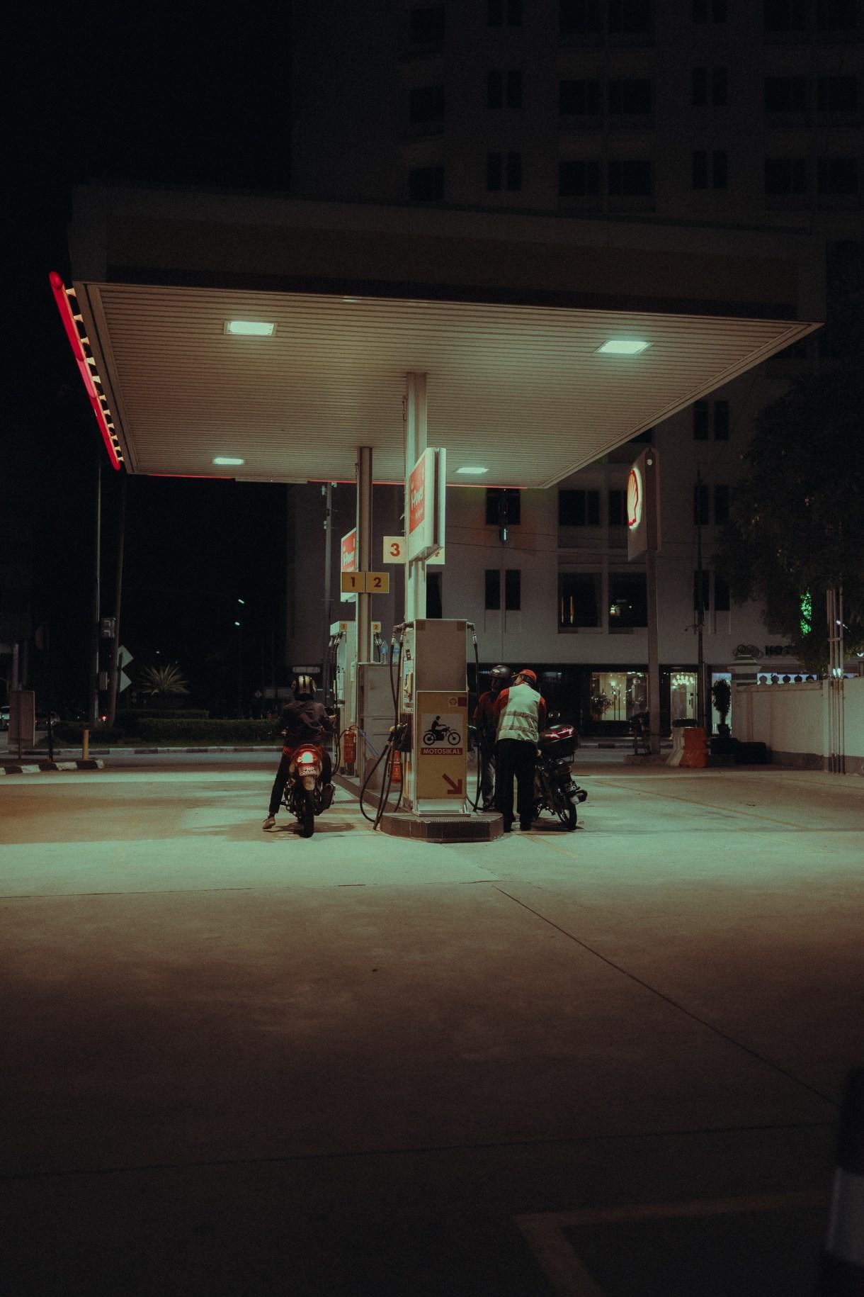 Cinematic shots of Penang