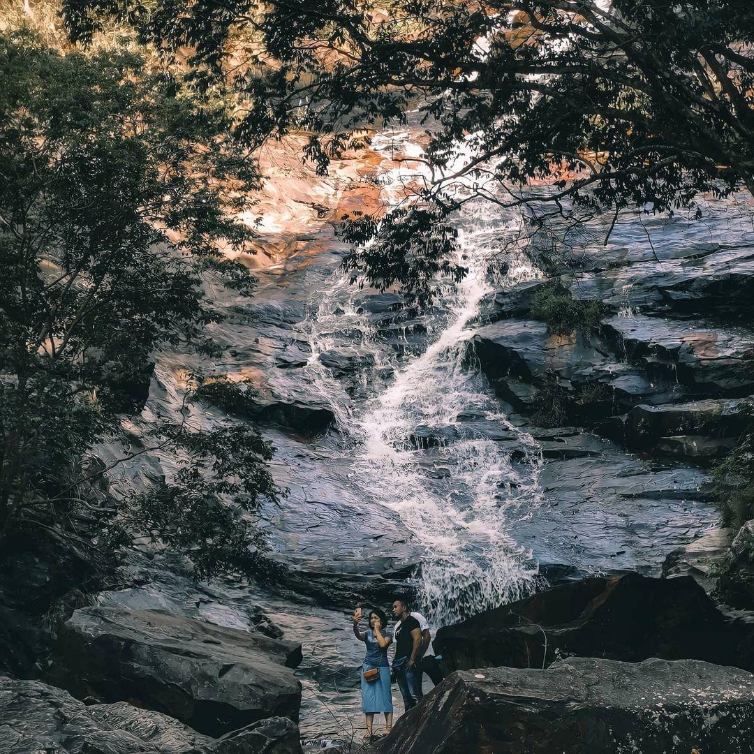 Seri Perigi Waterfall Kedah