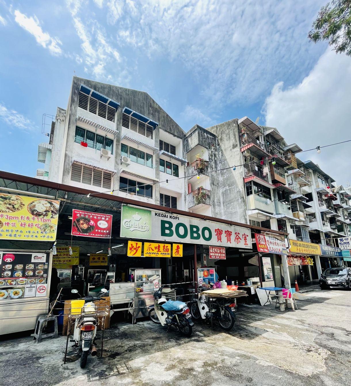 Kedai Kopi Bobo Penang