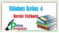 silabus kelas 4 kurikulum 2013 revisi terbaru