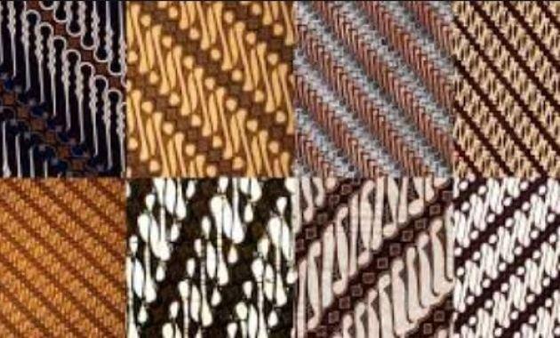 motif batik parang nusantara solo