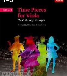 Viola Repertoire