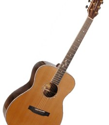 Freshman FA500GA Grand Auditorium Acoustic Guitar available at pencerdd music store penarth near cardiff