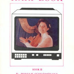 Beginners Harp Book 2 - Phyllis Schlomovitz Pencerdd music store penarth