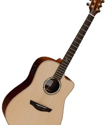Faith Saturn FSCEHG Electro Acoustic available at pencerdd music store penarth
