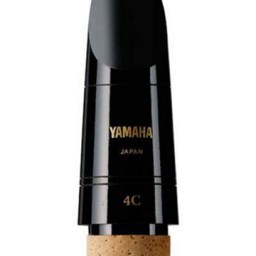 Yamaha MPCL4C Clarinet Mouthpiece Bb A 4C at Pencerdd music store penarth