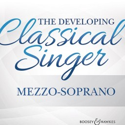 The Developing Classical Singer - Mezzo-Soprano available at Pencerdd Music Store Penarth