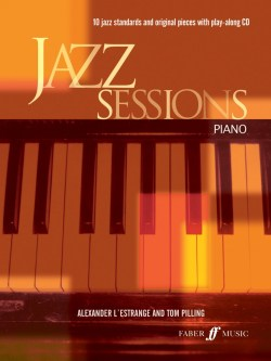 Jazz Sessions - Pianoavailable at Pencerdd Music Store Penarth