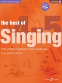 The Best Of Singing Grades 4-5 (Low Voice)available at Pencerdd Music Store Penarth