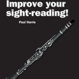 Improve your sight-reading! Clarinet Grades 6-8 available at Pencerdd Music Store Penarth