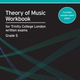 Theory Of Music Workbook Grade 5available at Pencerdd Music Shop, Penarth