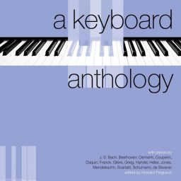 A Keyboard Anthology: First Series Book III Grade 5available at Pencerdd Music Store Penarth