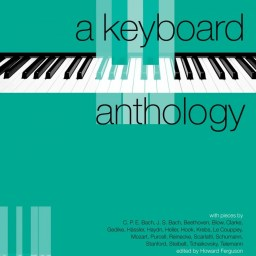 A Keyboard Anthology: Second Series Book 1 - Grades 1/2available at Pencerdd Music Store Penarth