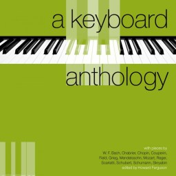 A Keyboard Anthology: Second Series Book V Grade 7available at Pencerdd Music Store Penarth