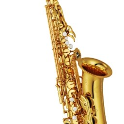 Yamaha YAS-62 Alto Saxophone available from Pencerdd Music Shop, Penarth