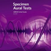 Specimen Aural Tests Initial Grade available at Penarth Music Centre