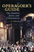 The Operagoers Guide available from Pencerdd Music Shop, Penarth